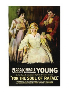 Dorothy Yost ( ) For the Soul of Rafael ( ) poster