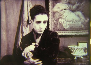 Eduardo Notari as Gennariello in Fantasia  'e surdato (1927) IRB