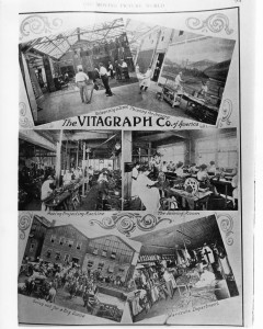 The Vitagraph Company of America, 1910. Bison