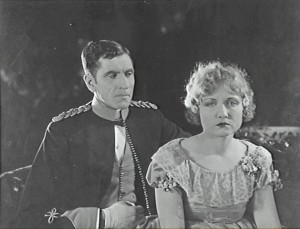 Dorothy Gordon (art), Eva Novak and Dunstan Webb, For the Term of His Natural Life (1927). AUC