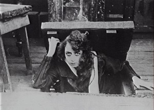Lottie Lyell in The Church and the Woman (1917) Caroline Pugliese (prod). AUC