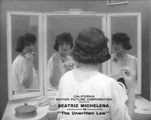 Beatriz Michelena(a) in Unwritten Law (1916), California Motion Picture Corporation, .