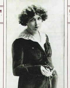 Daisy Sylvan in La Cinematografia Italiana ed Estera (July 10 1920): n.p. PC