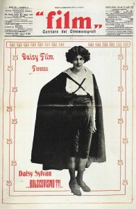 Daisy Sylvan in Film VII (July 29 1920): n.p. PC