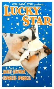 Poster for Lucky Star (1929).