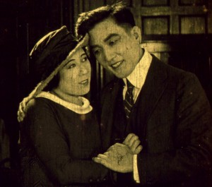 Courageous Coward (1919) w/ Sessue Hayakawa and Tsuru Aoki (a/p) PD