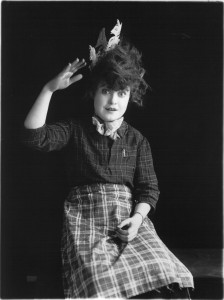 Alice Howell (a/p) Publicity still for Century Comedy, PCSM