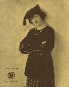 Anita Stewart (a/p) First National Exhibitors Circuit Promotional Still, 1918. PCJY