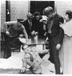 Jack Holt, Francis Ford, & Grace Cunard (w/a) The Broken Coin (1915) PCJY