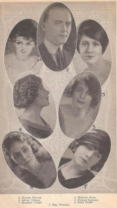The Truth About the Movies Dorothy Farnum (a/w), Winifred Dunn (w/e), Florence Lawrence (p/a), Olga Printzlau (w), Ethel Chaffin, Rosemary Cooper PCRK