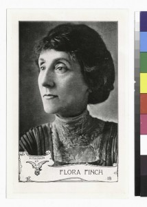 Flora Finch (p/a), NYPL