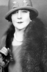 Elinor Glyn (w/a/d/p) c. 1925, PC