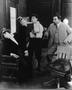 Gale Henry (a), Billy Franey & Max Asher How Billy Got His Raise (1915), PCSM