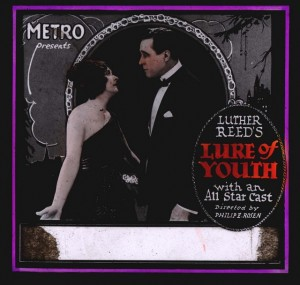 Cleo Madison (a) The Lure of Youth(1921), PC