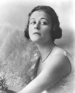 Frances Marion (p/d/w/a) publicity photo, c. 1918, PC