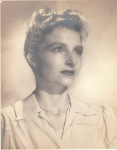 Nancy Naumburg (d/ph/w) c. 1945, PCMG