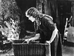 Mary Pickford (a/p/w/o) Tess of the Storm Country (1922) Josephine Lovett (co-w). PC
