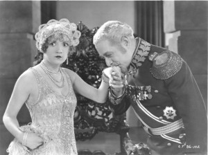 Constance Talmadge (a/p) The Duchess of Buffalo (1928). PC