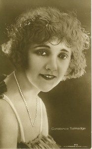 Constance Talmadge (a/p). PC