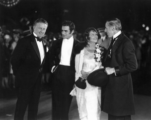 Hollywood premiere Camille (1926), Norma Talmadge (a/p). PC
