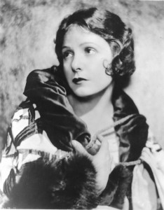 Norma Talmadge (a/p) publicity photo, c. 1927. PC