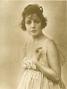 Norma Talmadge (a/p). PC