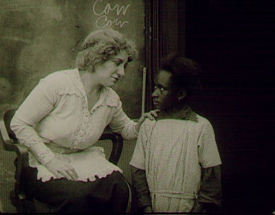 Frame enlargement When Little Lindy Sang (1916) Lule Warrenton (d), LOC